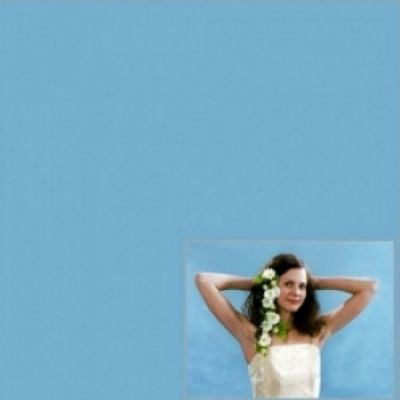Профессионал Фото фон 1,4 x 2,0 m голубой