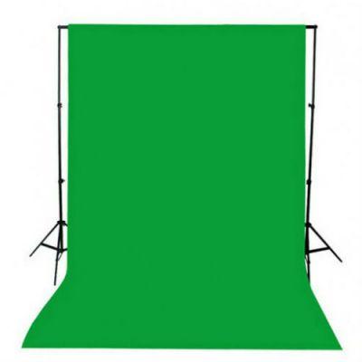 Профессионал Фото фон 1,4 x 2,0 m зеленый