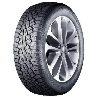 Зимняя шина Continental IceContact 2 205/60 R16 92T RunFlat 347175