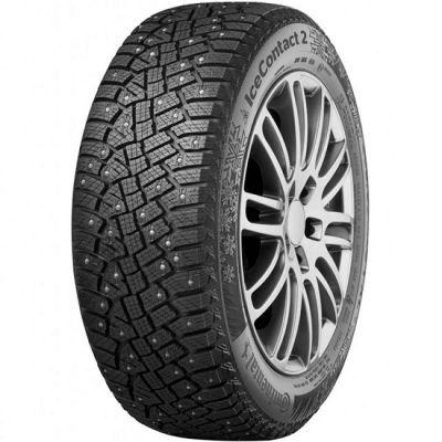 Зимняя шина Continental IceContact 2 SUV 235/60 R17 106T XL 347167