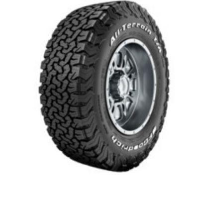 ����������� ���� BFGoodrich LT245/70 R17 119/116Q XL Mud Terrain T/A KM2 274182
