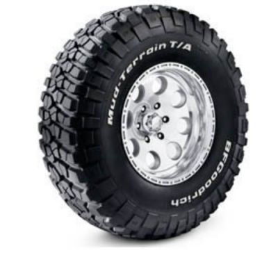 ����������� ���� BFGoodrich LT31x10,5 R15 109Q XL Mud Terrain T/A KM2 718821