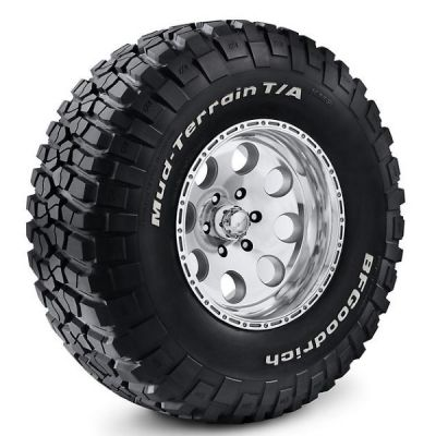 Всесезонная шина BFGoodrich LT255/85 R16 119/116Q Mud Terrain T/A KM2 687002
