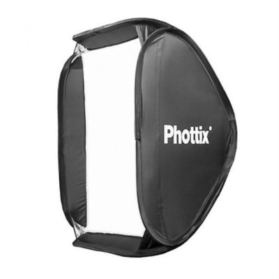 Софтбокс Phottix 80x80см Transfolder