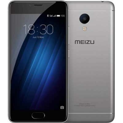 Смартфон Meizu M3s mini 16Gb Grеy 1198412