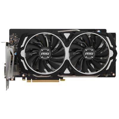 Видеокарта MSI PCIE16 GTX1060 6GB GDDR5 GTX1060ARMOR6GOCV1
