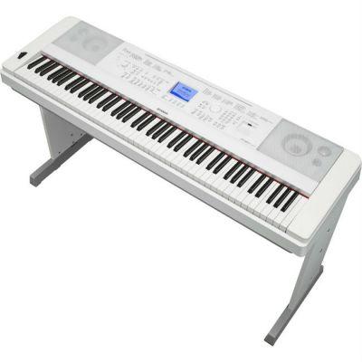 Цифровое пианино Yamaha DGX660WH