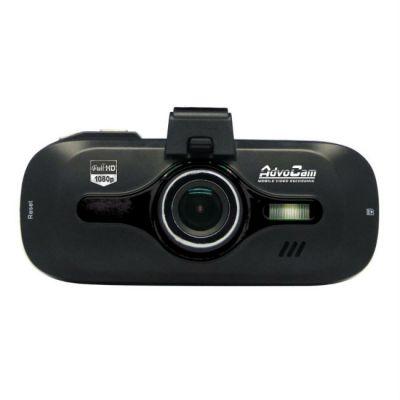Автомобильный видеорегистратор AdvoCam FD8 BLACK с GPS