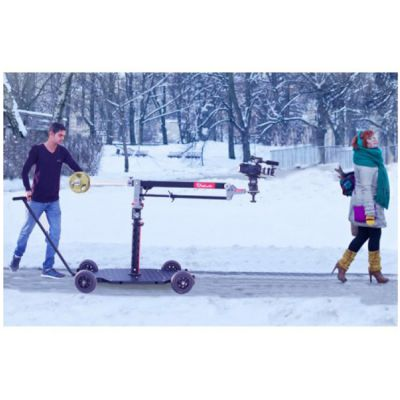 Proaim �������� Quad Dolly, Wave Jib (Fusion Package)