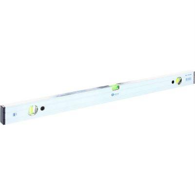 Уровень КОБАЛЬТ строительный Экстра, 800 мм, профиль 23 x 59 мм, 3 глазка, точность 0,5 мм/м 243-226