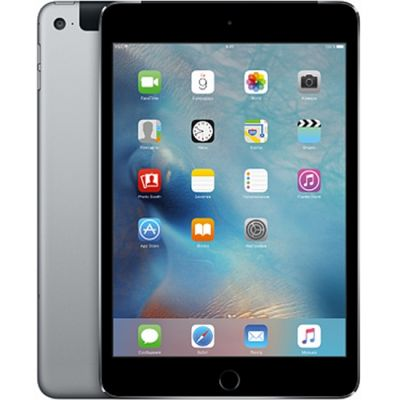 Планшет Apple iPad mini 4 Wi-Fi + Cellular 32GB (Space Gray) MNWE2RU/A
