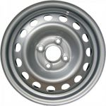 Колесный диск Mefro Wheels Logan2 R15 / 6.0JPCD 4x100 ET 40 ЦО 60.1 (99995310101501)