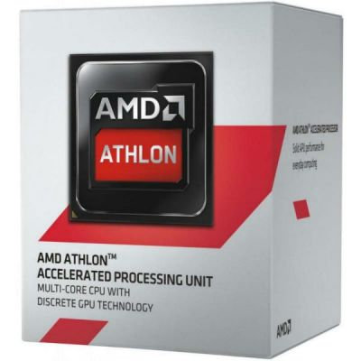 Процессор AMD Athlon 5370 BOX AD5370JAHMBOX