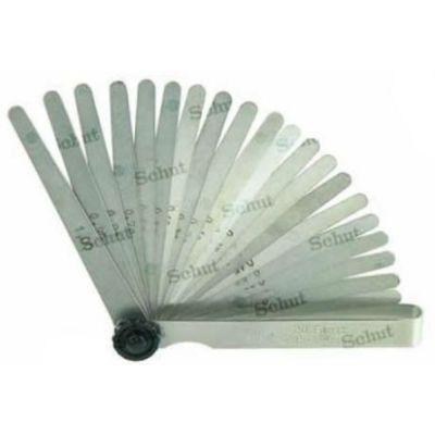 Набор Schut щупов 20 лезвий 0,05-1,0мм L-200мм IT-910.030