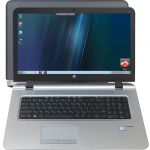 Ноутбук HP ProBook 470 G3 W4P82EA