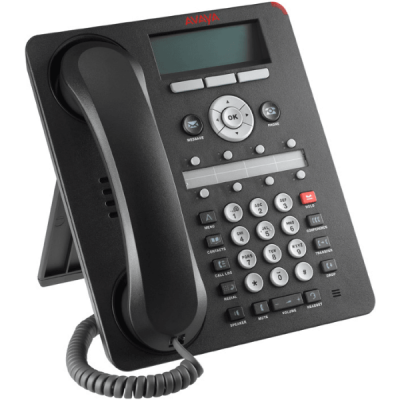 Телефон Avaya IP PHONE 1608-I BLK 700508260
