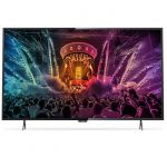 Телевизор Philips Ultra HD, 800Hz, DVB-T2, WiFi, Smart TV (RUS) 55PUT6101/60
