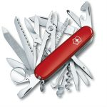 Складной нож Victorinox SwissChamp, 91 мм, 33 функции, красный (1.6795)
