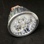 Espada Светодиодная фитолампа для растений (лампа для гидропоники, для аквариумных растений) Espada-Fito MR16-12V grow lamp LED (hydroponic lamp) 10W