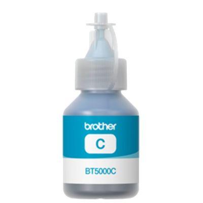 Чернила Brother Blue/Голубой (BT-5000С)