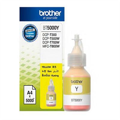 Чернила Brother Yellow/Желтый (BT-5000Y)