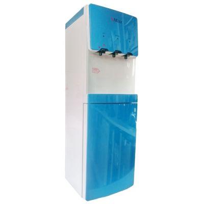Кулер для воды SMixx напольный электронный HD-1578 В голубой с белым