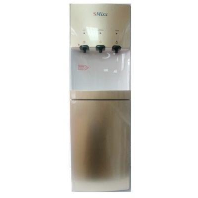 Кулер для воды SMixx напольный электронный HD-1578 В золотой с белым
