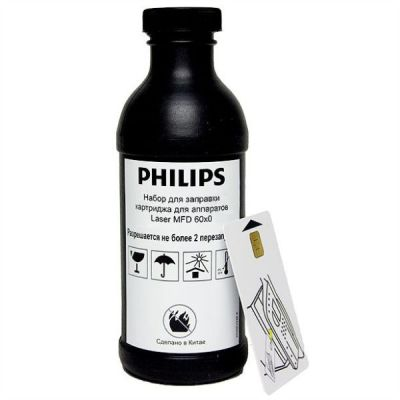 Тонер-картридж Philips Black/Черный (RK-821)