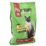 Сухой корм Pronature Original 28 для взрослых кошек мясной праздник 5,44кг 53059