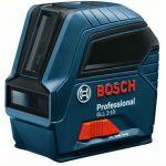 Нивелир Bosch лазерный линейный GLL 2-10 0601063L00