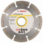 Диск Bosch алмазный универсальный ECO Universal d=115мм 2608615027