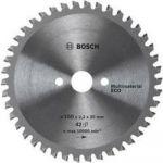 Диск Bosch пильный универсальный d=254мм d(посад.)=30мм 2608641806