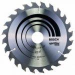 Диск Bosch пильный по дереву d=184мм d(посад.)=30мм 2608640610