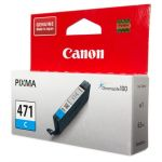 Картридж Canon CLI-471C Blue/Голубой (0401C001)