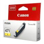 Картридж Canon CLI-471Y Yellow/Желтый (0403C001)