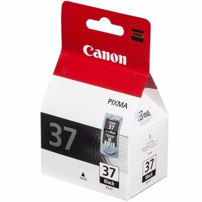 Картридж Canon PG-37 BJ CRGEMB Black/Черный (2145B005)