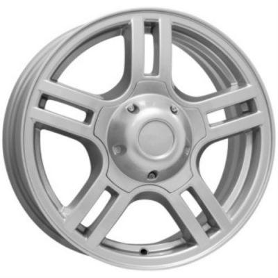 Колесный диск K&K KS-434 S 7.0x16 5x139,7 ET 35 108.5