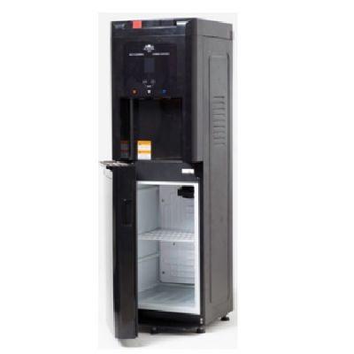 Кулер для воды SMixx напольный компрессорный GLACIAL 8HRD-CHK-SC-B (Refrigerator) black