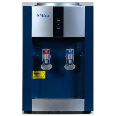 Кулер для воды SMixx настольный электронный 16TD/E blue and silver