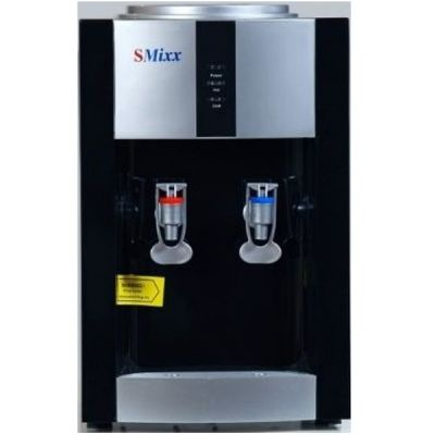 Кулер для воды SMixx настольный компрессорный 16T/E black and silver