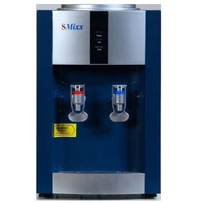Кулер для воды SMixx настольный компрессорный 16T/E blue and silver
