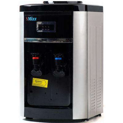 Кулер для воды SMixx настольный компрессорный 178T/E black and silver