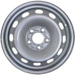 Колесный диск Trebl ТЗСК Ford Focus 2 6x15 /5x108 ET52.5 D63.3 BLACK H2 9124138