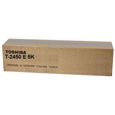 Тонер Toshiba T-2450E-5K Black/Черный (6AJ00000089)