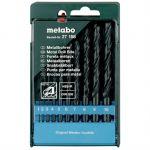 Набор Metabo сверл по металлу HSS-R 10шт 627158000