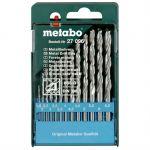 Набор Metabo сверл по металлу HSS-G 13шт 627096000
