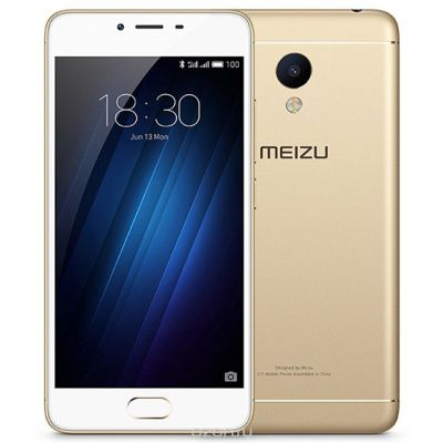 Смартфон Meizu M3s mini 16Gb Gold 1198658
