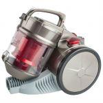 Пылесос Scarlett SC-VC80C04 серый/красный