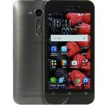 Смартфон ASUS Zenfone Go ZB450KL 8Gb Silver 90AX0096-M00220