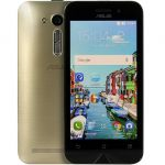 Смартфон ASUS Zenfone Go ZB450KL 8Gb Gold 90AX0095-M00210